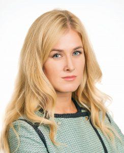 Ieva Šikšnytė-Brazienė, INREAL pardavimų projektų vadovė