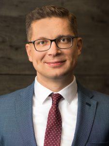 Gediminas Pruskus, INREAL CEO