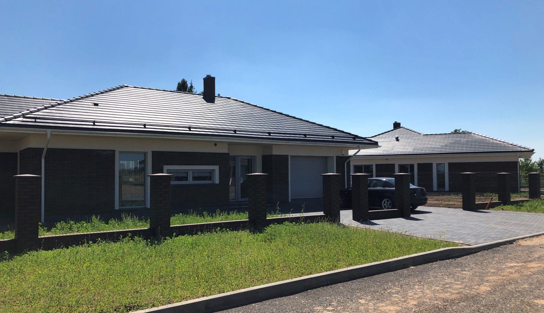 Plėtojamas individualių namų kvartalas Molainiuose, Panevėžyje