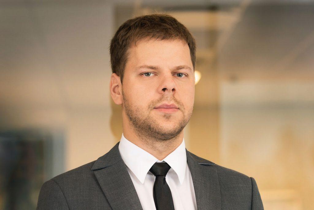 Tomas Sovijus Kvainickas, INREAL grupės investicijų ir analizės vadovas